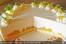 Torte  mit Quark oder Mascarpone