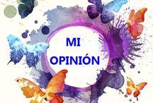 #Reseñas del blog / Críticas literarias publicadas en el blog - Portadas de esas novelas.