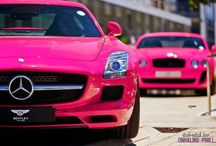 cool cars for girls / by Jessica Kvar