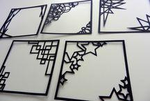 papier knippen/filigraan