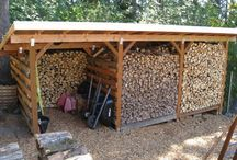 Magazia de lemne