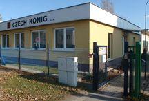 CZECH KÖNIG / Specialista na opravy a údržbu povrchů