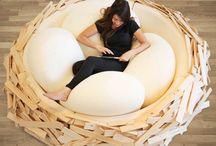 birds nest sofas