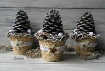 vánoce / vánoční výzdoby a dekorací