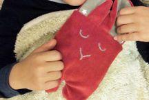 créations textiles artisanales mine de rien...