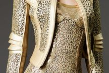 мода платье- туфли