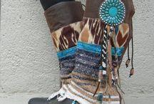 Hippie Chic / I really need to update my wardrobe.