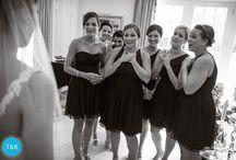 Weddings | Bridesmaid Dresses / Bridesmaid dress and details inspiration