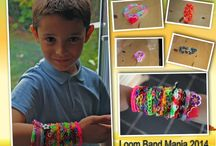 LOOM BANDS / Loom Band Mania is the latest trends for 2014! How long will it last?