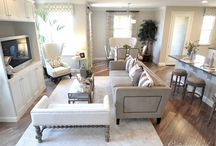 Living Room / by Marcy Bolick