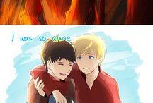 Artur i Merlin