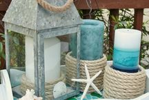 Beach House Decor / by ღ Sharon ღ