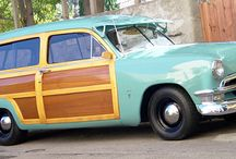 Cool Station Wagons / by S S