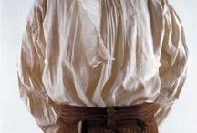 Men, Shirts, 1750-1800