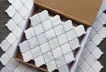 tiles, stone etc