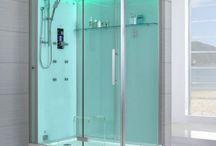 Badmeesters badkamers (badmeesters) on Pinterest