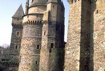 Travel ideas - castle trips