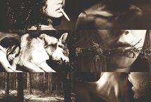 Wolves, Goth, Strange