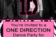 One Direction Dance Party