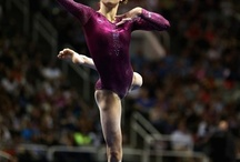 Gymnastics / by Inga Gunnarsdottir