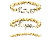 We Love: Bracelets / Adorn your arms with these gorgeous bracelets. Best deals from Baublebox.