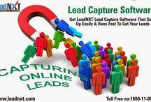 Lead Capture Software