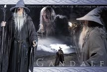 Gandalf the Grey / Materials and reference pics for Gandalf the Grey / by Jen Gentry Camp