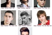 Project to try / Popular Hairstyles in 2014 For Man