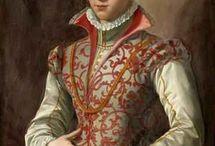 women's portraits 1550-1575