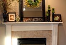 Fireplace / by Elizabeth Fritz
