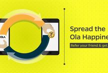 Ola Cabs Free Ride