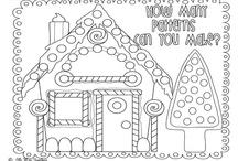 Run, Run, Run. I'm the Gingerbread Man! / Gingerbread man themed pins for First Grade / by Amy Ryan