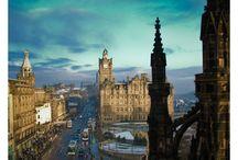 Edinburgh, Scotland <3 My Second Home
