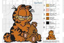 Garfield / Dyr