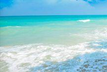 Океан,Пляж
