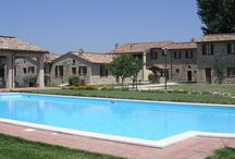 Holiday in Italy / Casali near Assisi