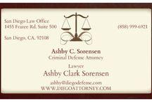 Defense Lawyer San Diego