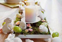 Decoração de Páscoa / Lindas e criativas ideias de decoração para fazer bonito nesse dia especial!