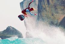Brave Leaps / Amazing photographs of bravery in action of action sports