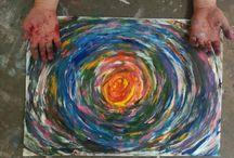 náladové malování