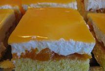 Mandarine kuchen