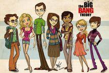 TBBT / Série The Big Bang Theori