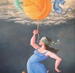 Paula Dias painting & illustration