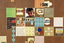 Layout Ideas / by carabecca