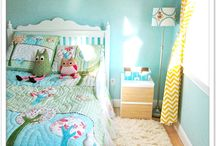 Girl rooms / by Katie Silva