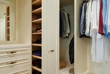 Walk-in cupboard