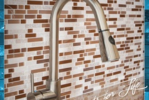 Faucets for kitchen and bathroom / Hight water Efficiency Technology • Kitchen and Bath Faucets  • Chrome and Brushed Nickel Finish • Brass and Hybrid Brass Construction • Acrylic and Brass Handless • Ceramic Cartridge For more information use our official website www.lesscare.com