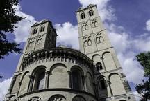Köln - Romanische Kirchen / Cologne - Romanesque Churches