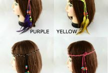 Dreadlock Headbands