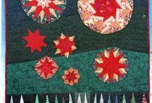 My Quilts made over many years